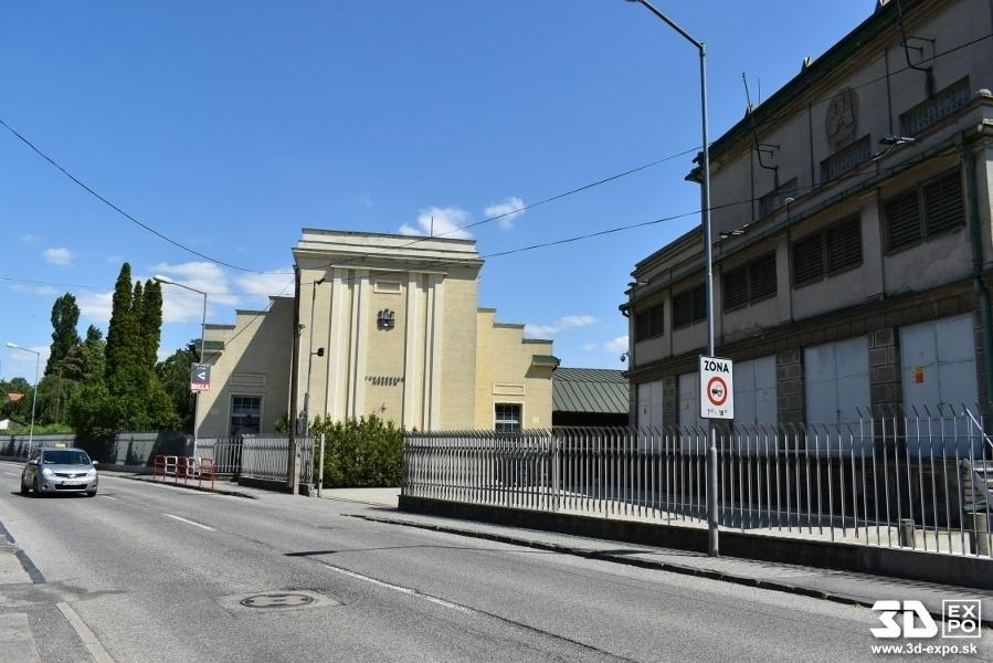 Vodarenske muzeum - vstup pre navstevnikov