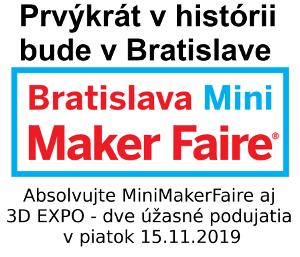 Bratislava MiniMakerFair 2019